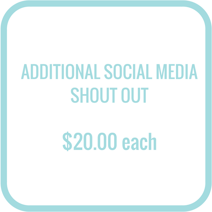 additional social media