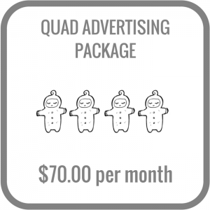 Quad monthly package