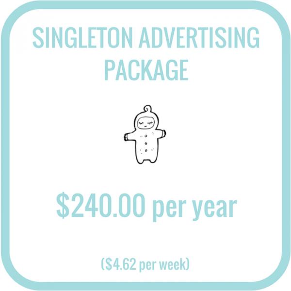 Singleton annual package