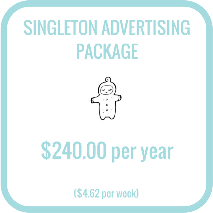 Singleton annual package