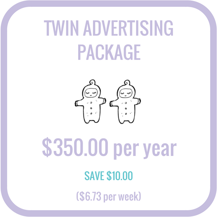 Twin annual package