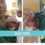 Identical Twins born at 34 weeks 2 days - Our story