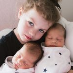 newborn photography for multiples