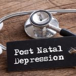 post natal depression with twins
