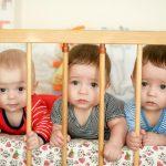 sleep and triplets