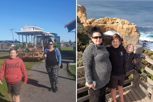 Exploring Australia while pregnant with twins