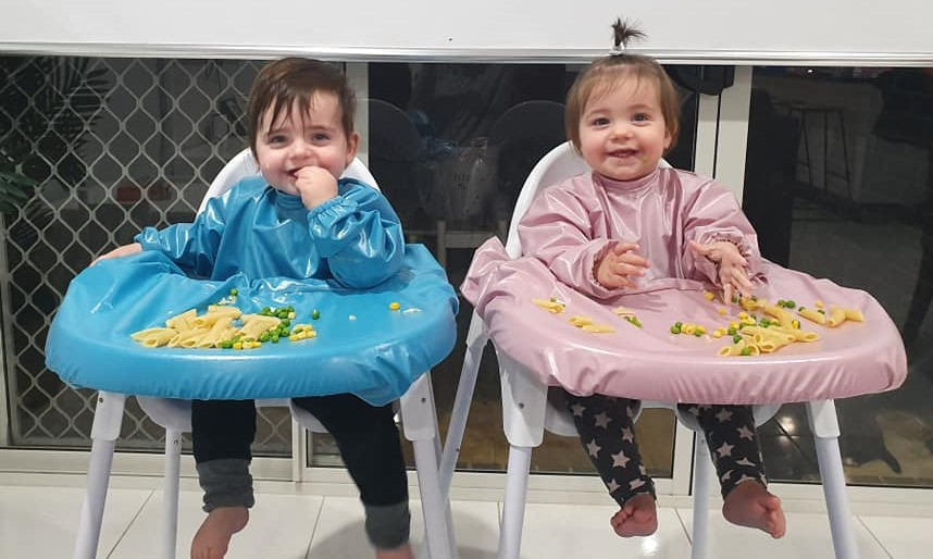 Mess Me Not | High Chair Smock