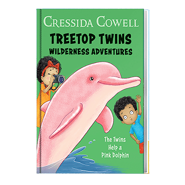 the-twins-help-a-Pink-Dolphin