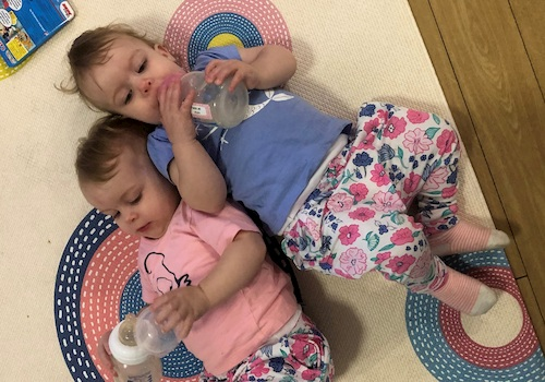 identical twins due to ivf