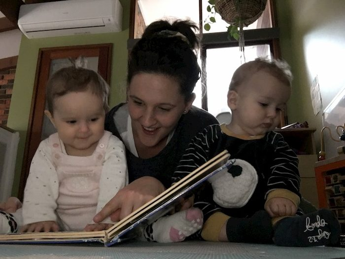 pregnant with twins and prior postnatal depression