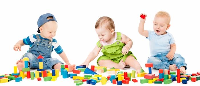 Building Blocks for triplets
