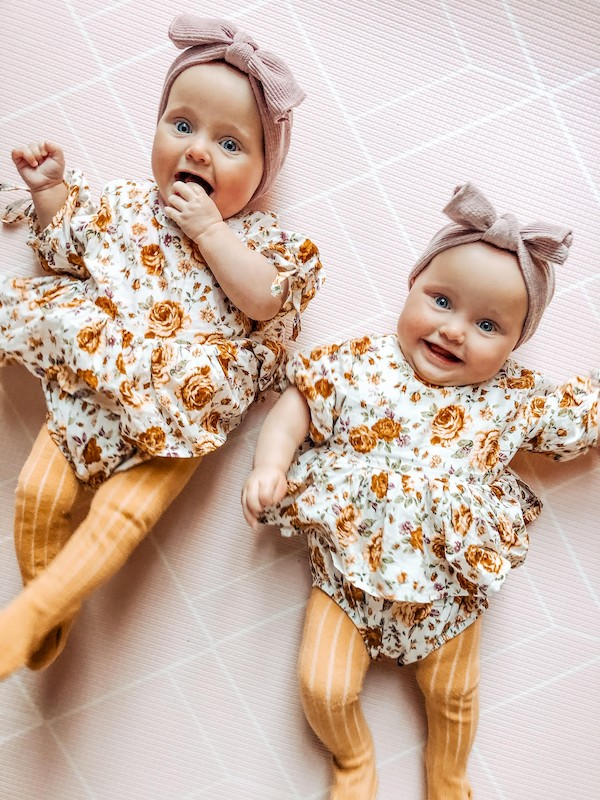 Twins born at 29 weeks due to TTTS