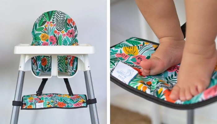 highchair footrest for for target highchair