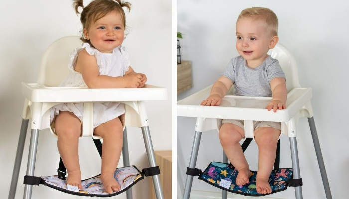 highchair footrest for ikea highchairs