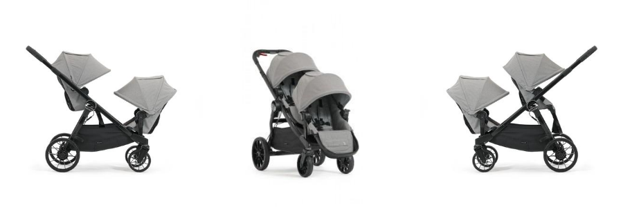 Baby Jogger City Select LUX for twins
