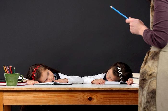 twins need a tutor