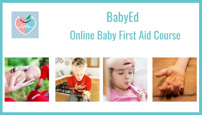 BabyEd | Online Baby First Aid Course