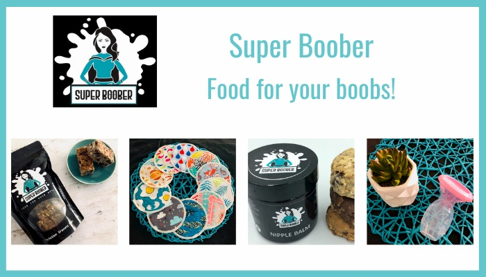 Super Boober | Food for your boobs!