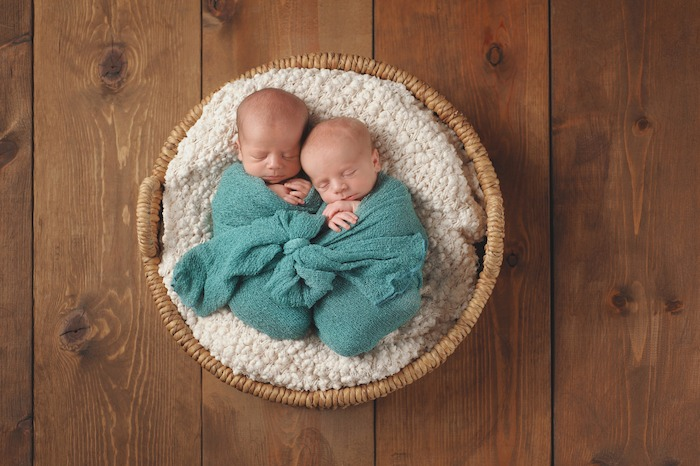 Fun Twin Words for Parenting twins