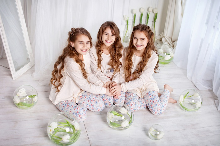 sayings for triplets