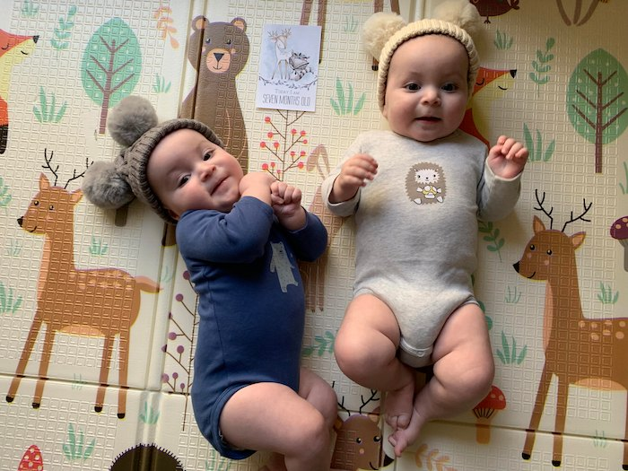 surviving deployment with twins