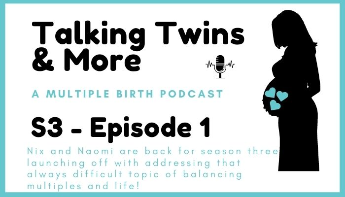 Talking twins and more Season 3 episode 1