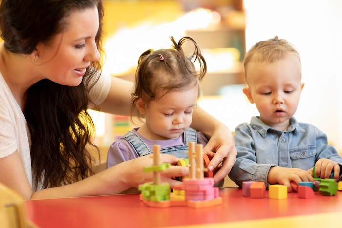 finding the right nanny for twins
