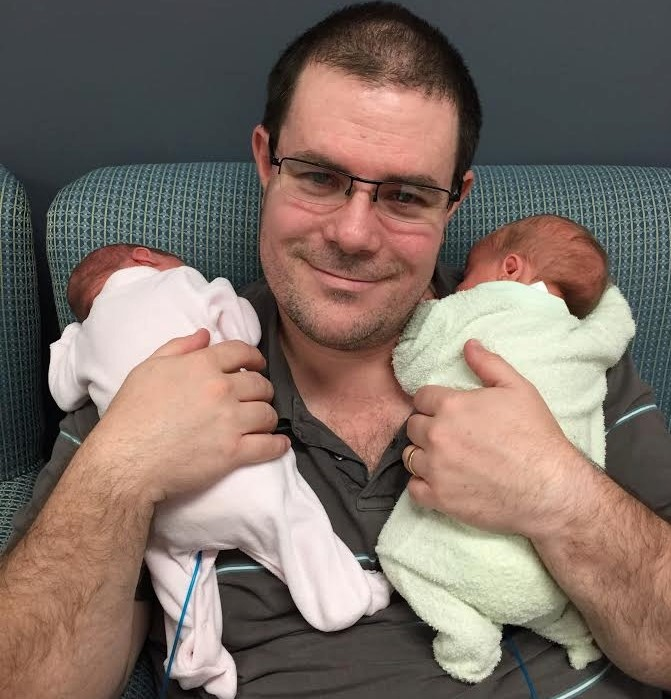 special care nursery and twins dads tips