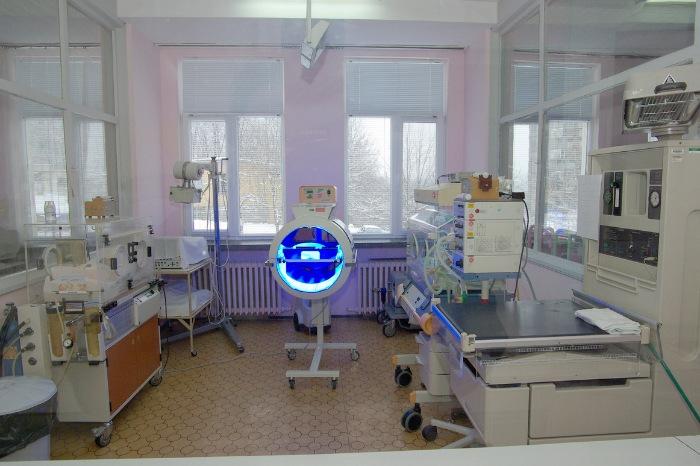 NICU twins hospital