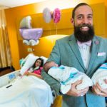 giving birth to twins private hospital