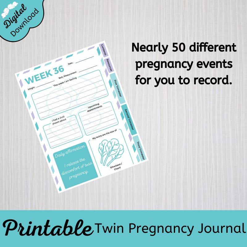 twin pregnancy record
