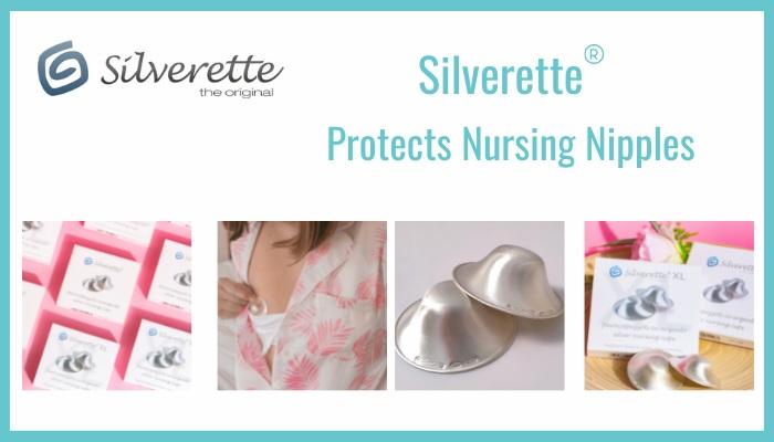 Silverette® | Protects Nursing Nipples
