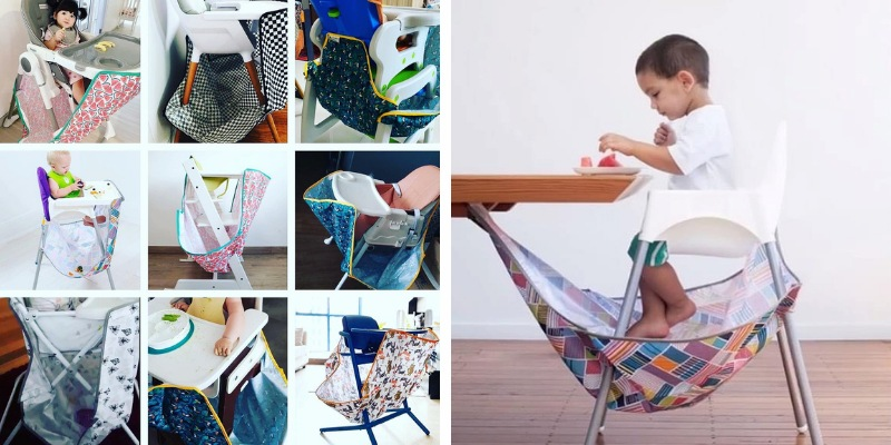 food catcher for high chairs