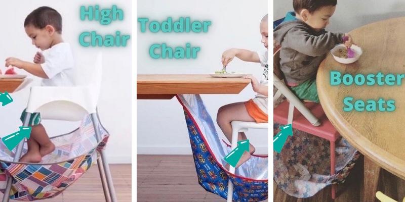 high chair mat