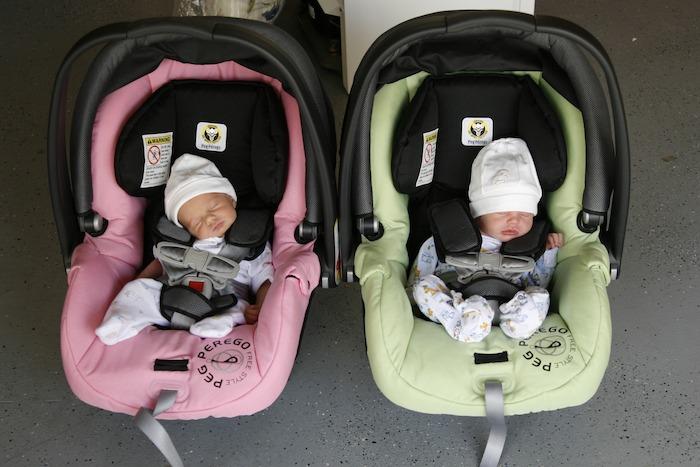 naming identical twin girls